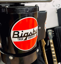 Bigsby TrueVib Sticker RED/BLK