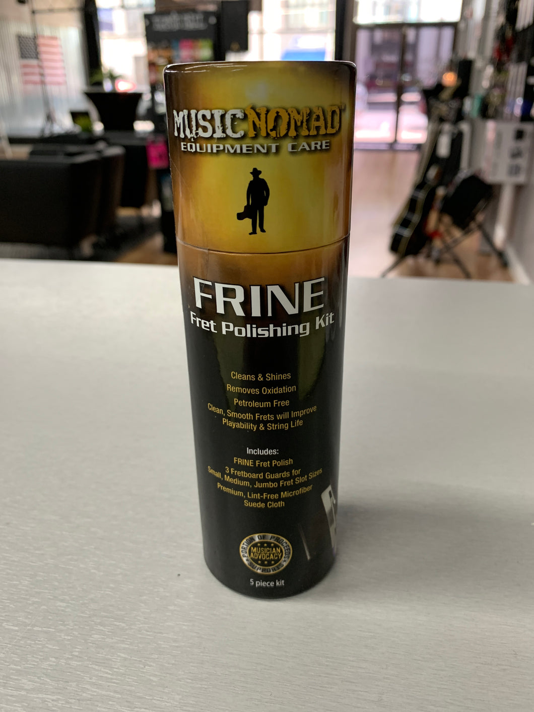 FRINE Fret polish kit