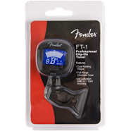 FENDER® FT-1 PRO CLIP-ON TUNER