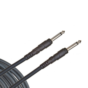D'Addario PW-CGT-10 Classic Series Instrument Cable - 10'