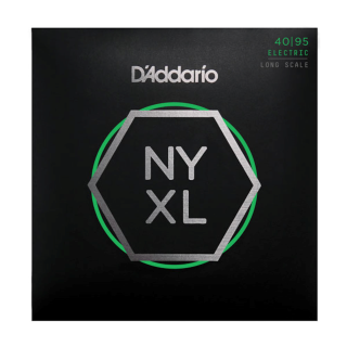 D'ADDARIO BASS NYXL4095 Set Long Scale, Super Light, 40-95