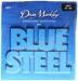 DEAN MARKLEY 2672 BLUE STELL BASS GUITAR STRINGS - .045-.100 LIGHT