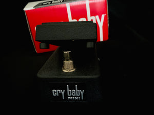 "DUNLOP CRY BABY MINI ""USED"""
