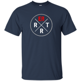 emergency room rrt navy blue t-shirt