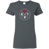 emergency room rrt women's gray t-shirt