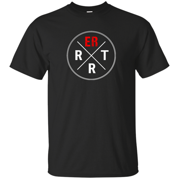 emergency room rrt black t-shirt
