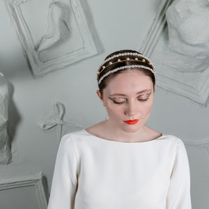 Pearl Head Band