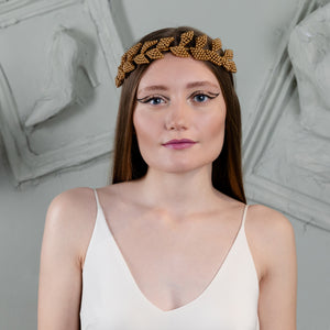 Leaf head band