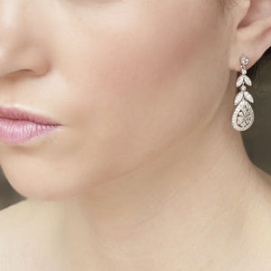 Stephanie Browne - Diademe Earrings