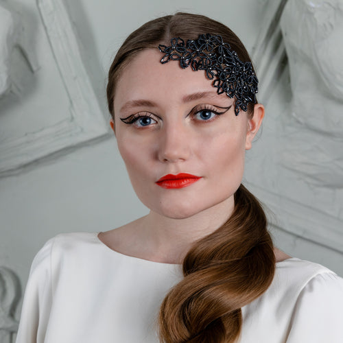 Ivy Petal Forehead Band