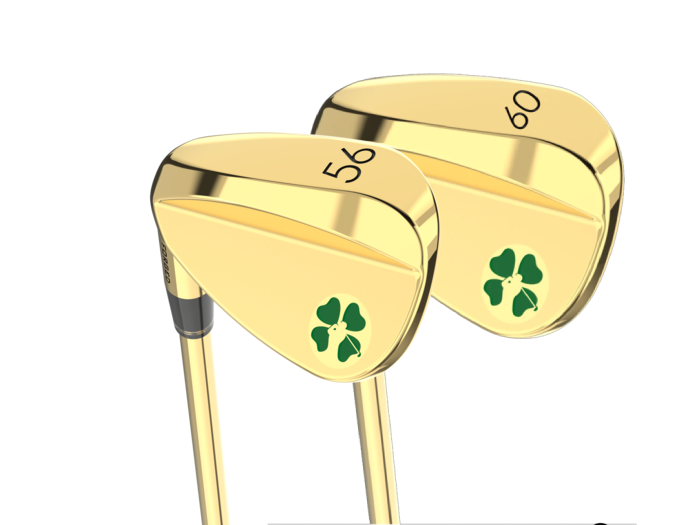 Customized Lucky Lefty Mini Bundle (Gold)