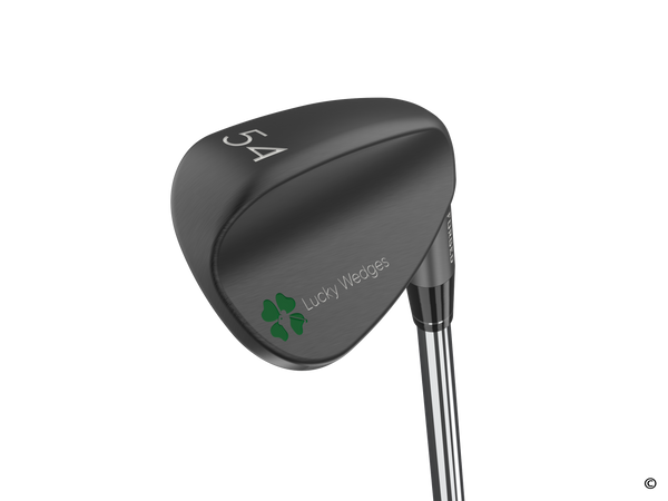 Lucky Black Gap Wedge (54 Degree)