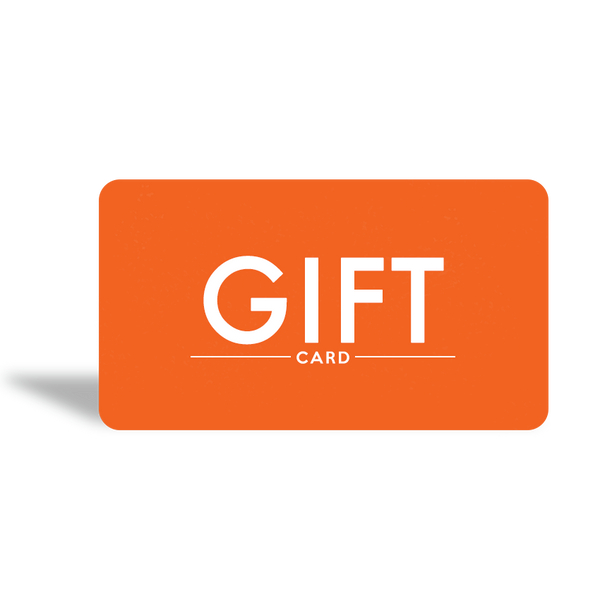 Lucky Wedges Gift Card