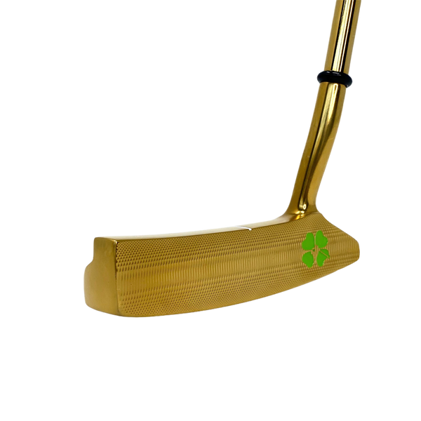 Lucky Gold Putter