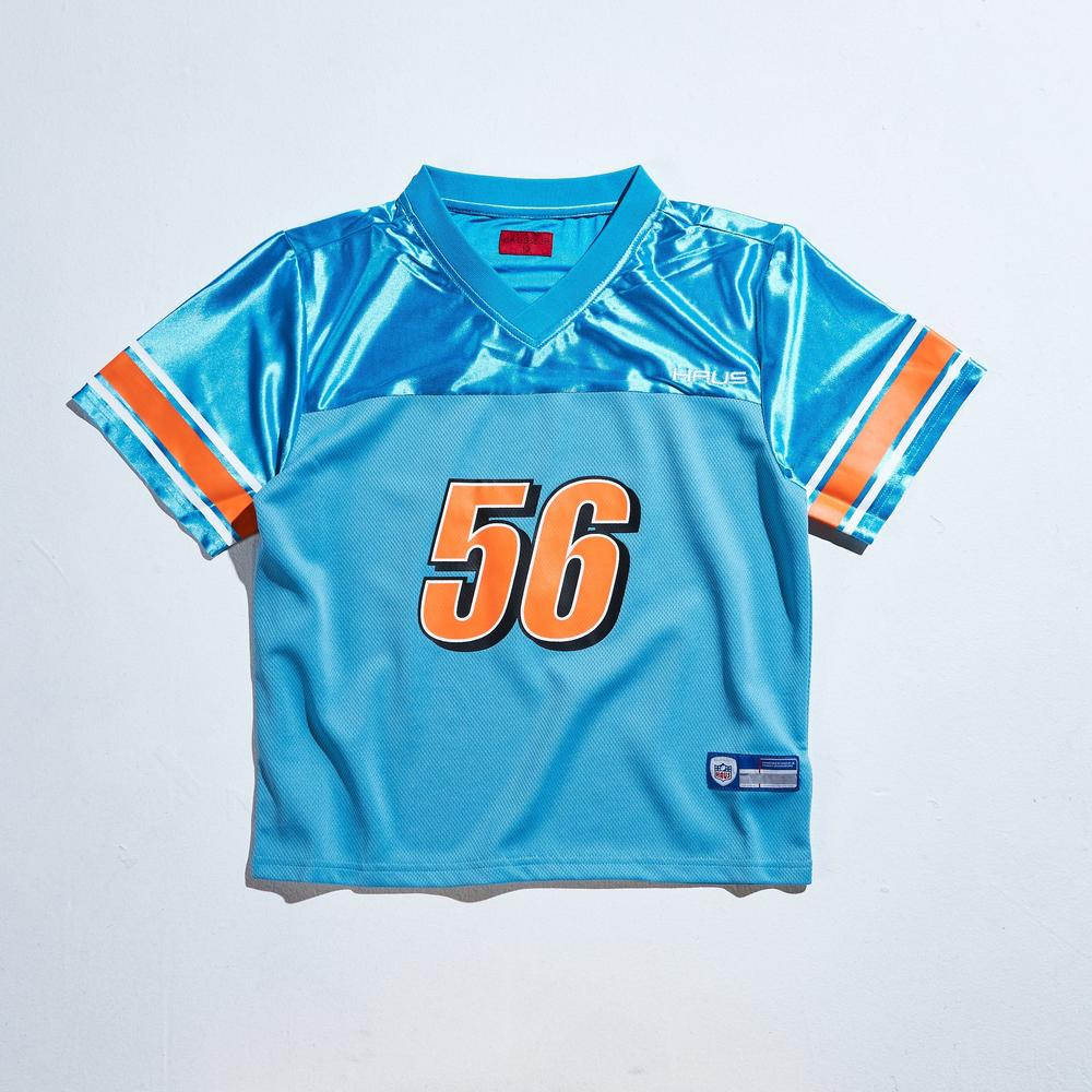 JULIAN FOOTBALL JERSEY TEAL