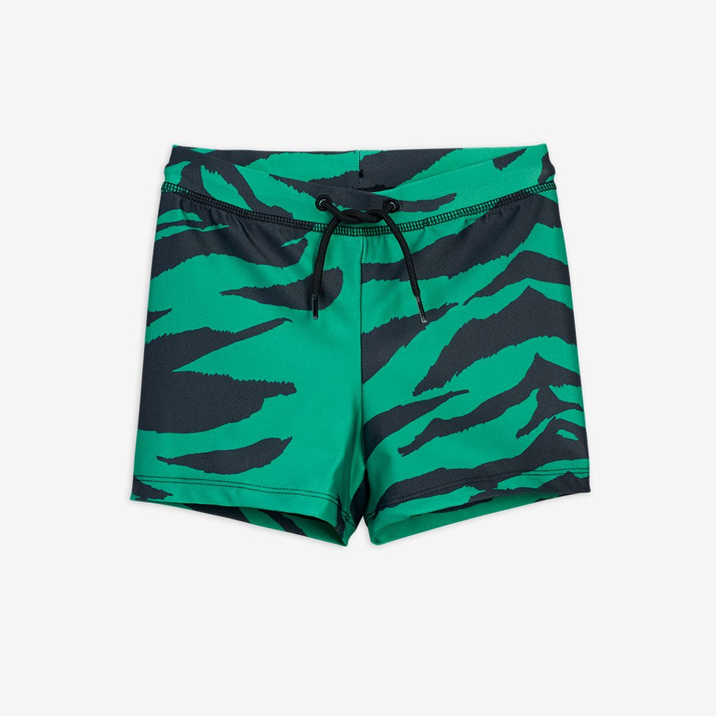 Green Tiger Swim pants