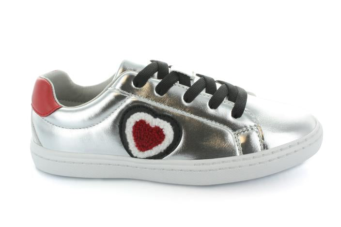 Mya Love Heart Lace Sneaker