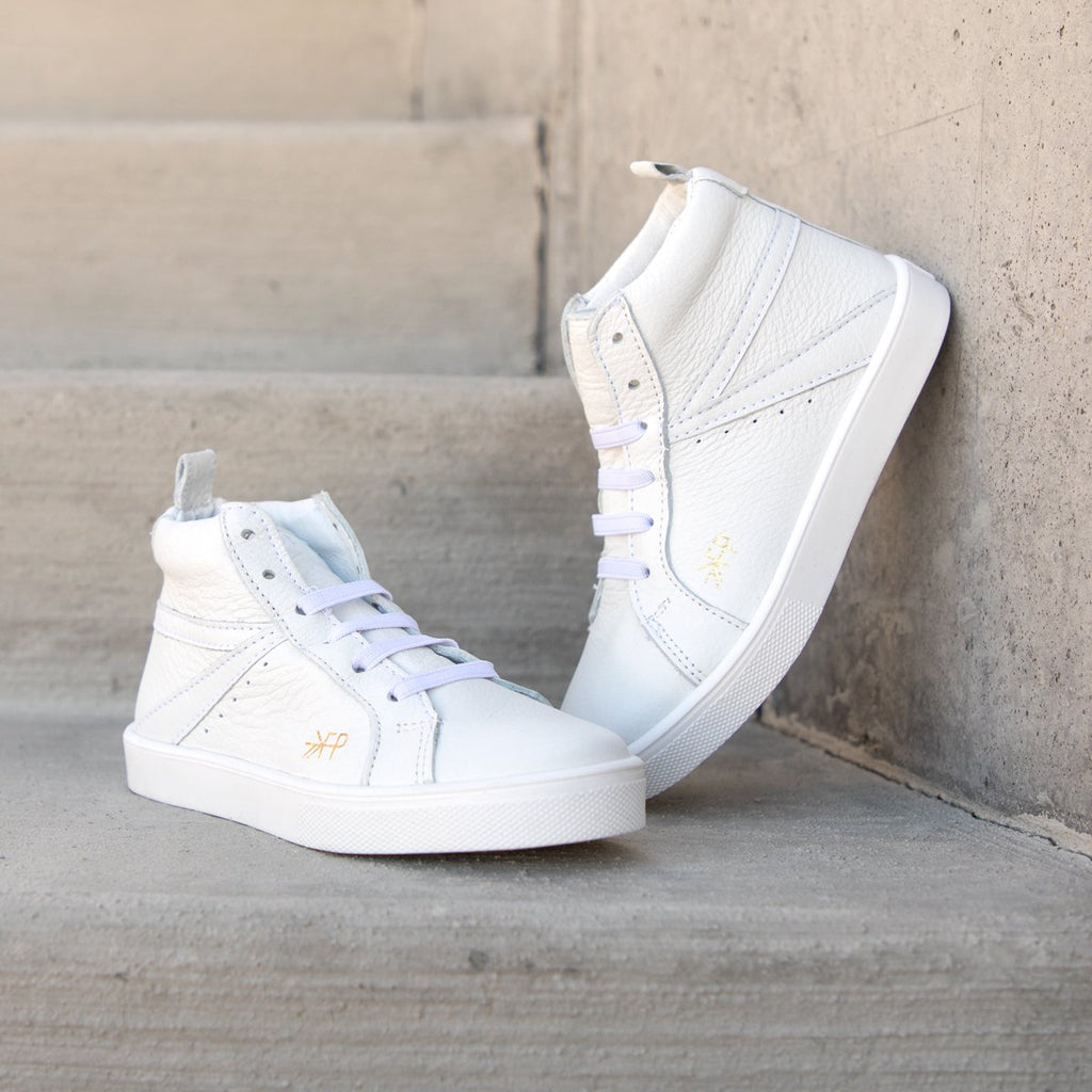 FP WHITE HI-TOP