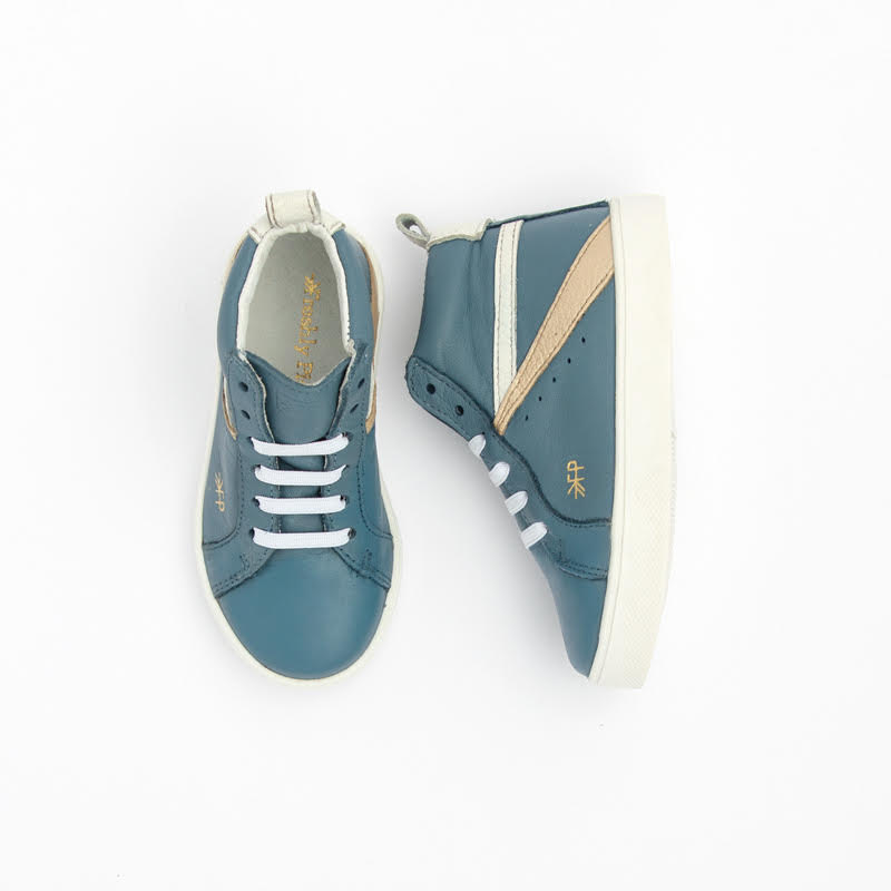 FP DUSTY BLUE HIGH TOP