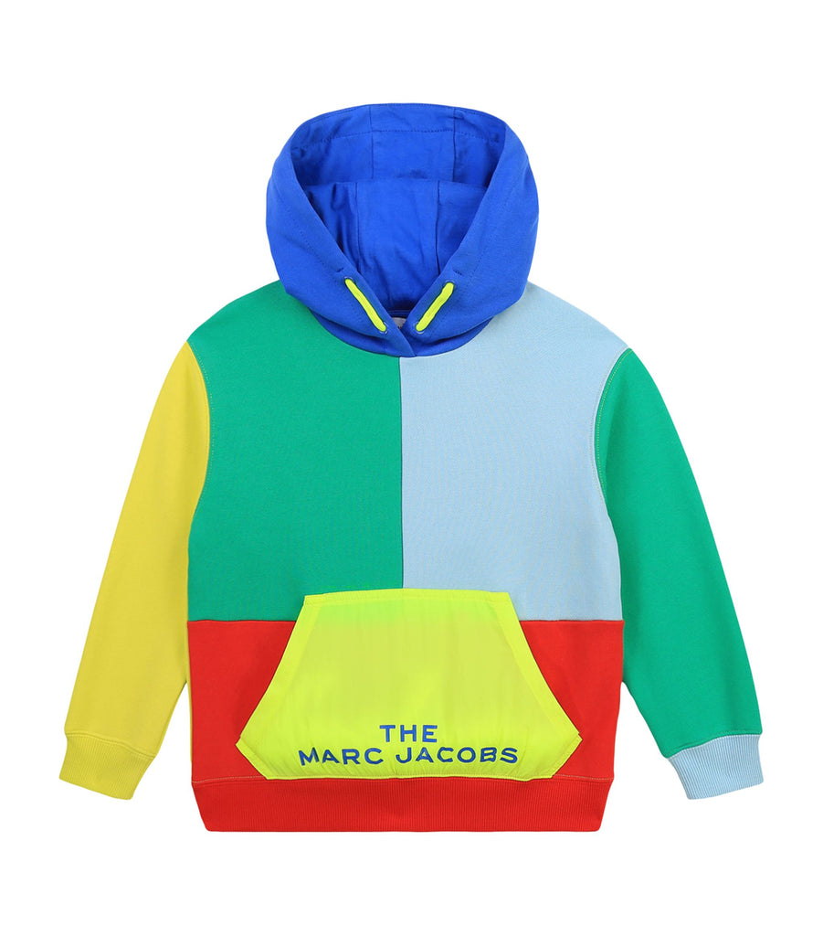 Marc Jacobs Color Block Hoodie