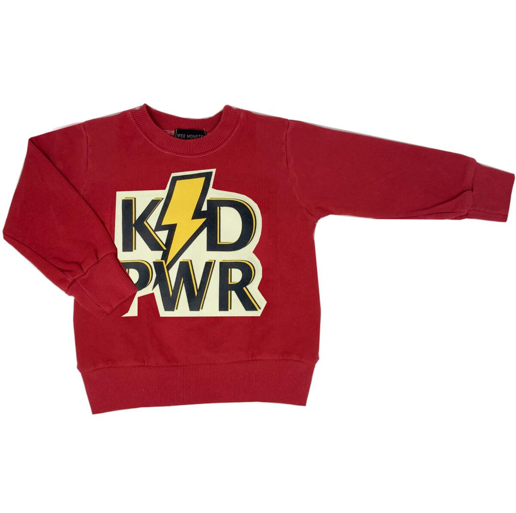 Kid Pwr Sweater
