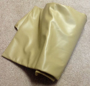 N17 Leather Cow Hide Cowhide Upholstery Craft Fabric Latte Tan 29 sq ft 59 sq ft