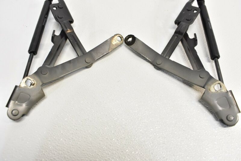 08-15 Mitsubishi Evolution X Trunk Hinges Hinge Set EVO 2008-2015