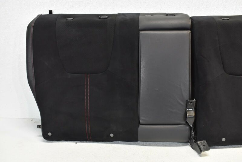 08-14 Subaru WRX STI Rear Seatback Piece Seat Back 2008-2014