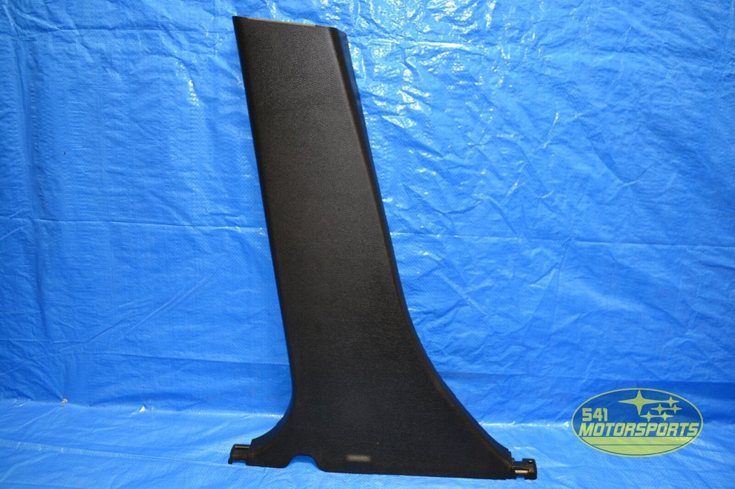 10-13 Mazdaspeed3 B Pillar Trim Left Driver Side Speed3 2010-2013