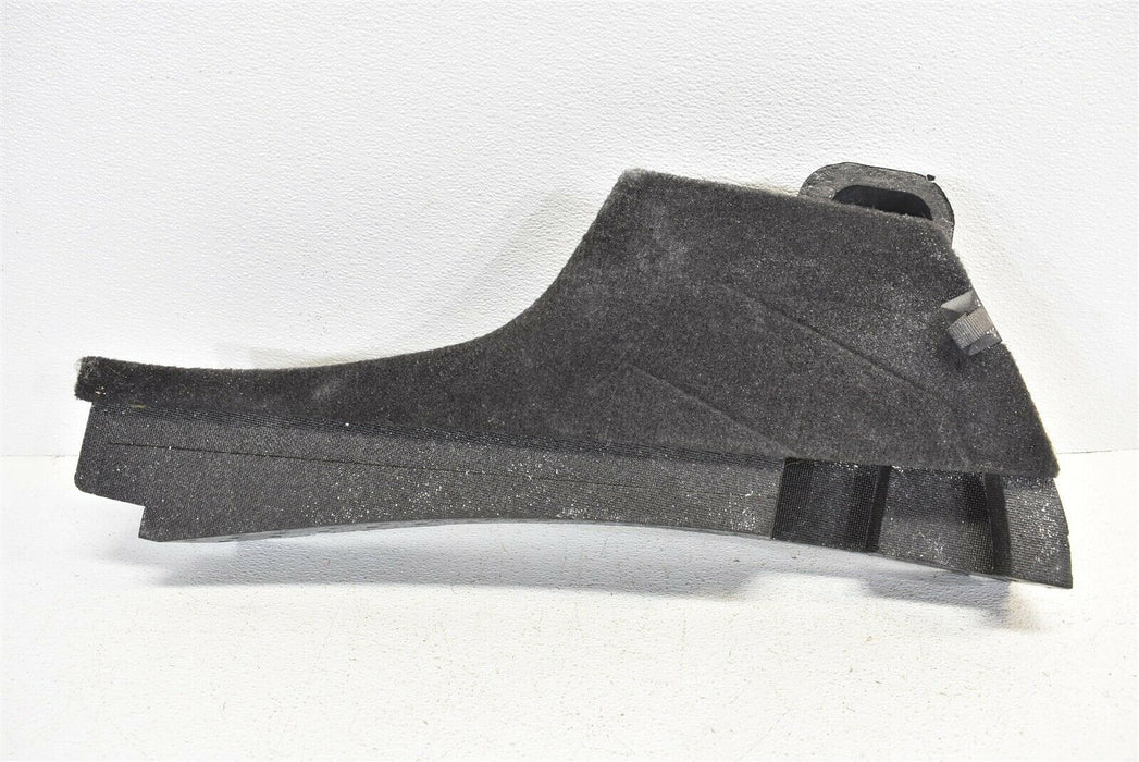 2003-2008 Subaru Forester XT Cargo Hatch Spare Tire Foam Trim Right RH 03-08