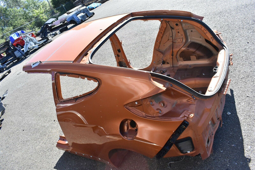 2013-2017 Hyundai Veloster Quarter Panel End Cut Rear 13-17