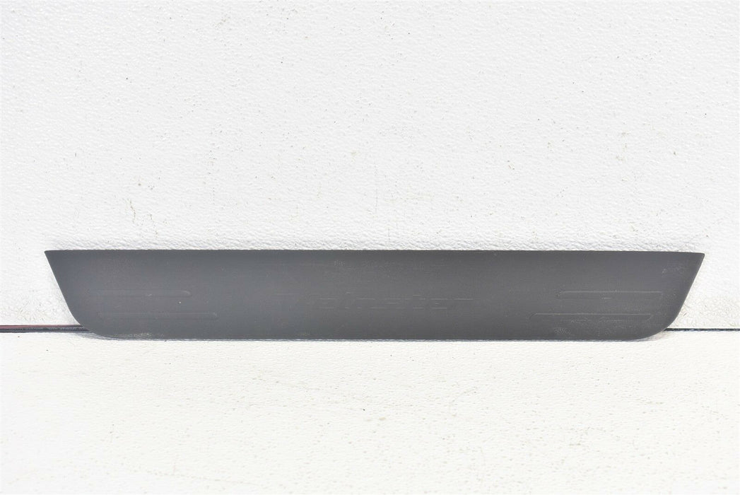 2012-2017 Hyundai Veloster Door Sill Scuff Plate Front Right Passenger RH 12-17