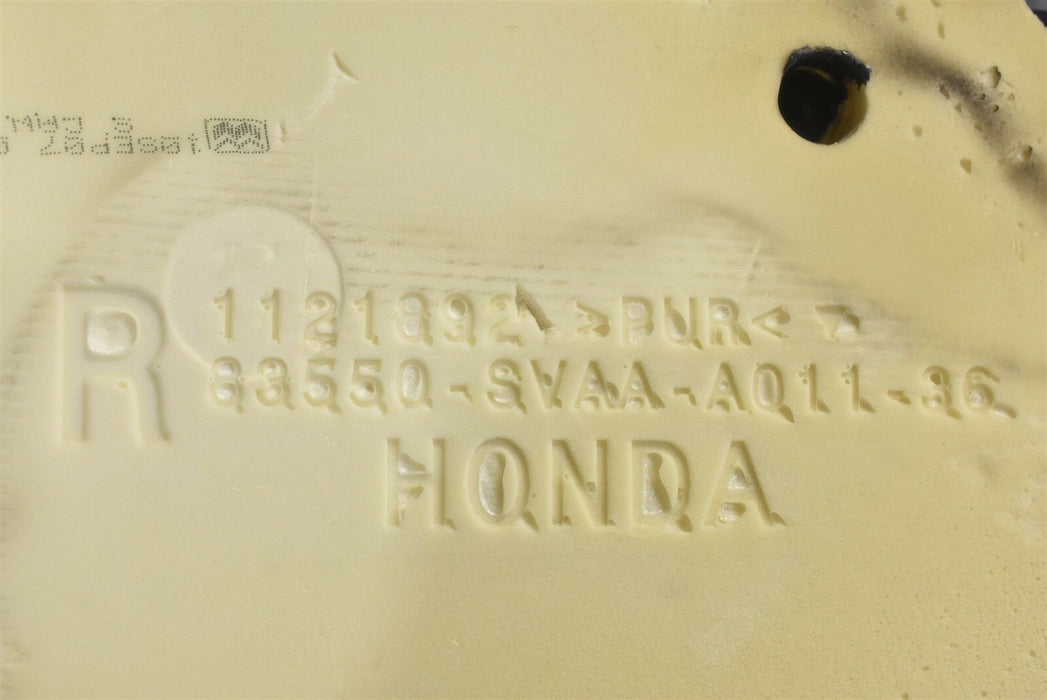 2006-2011 Honda Civic Si Coupe Door Panel Cover Front Right Passenger RH 06-11