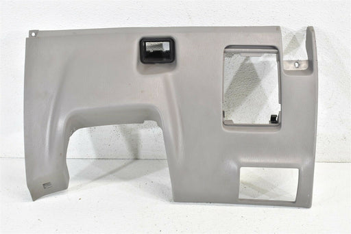 2004-2008 Subaru Forester XT Dash Steering Column Kick Knee Panel OEM 04-08