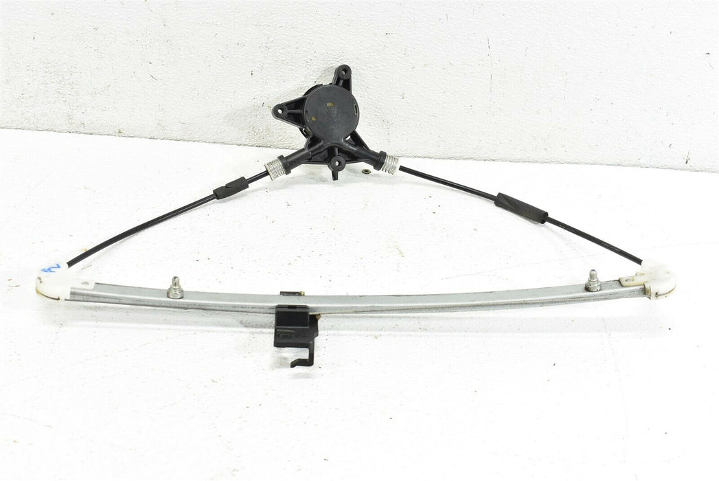 2007-2009 Mazdaspeed3 Window Regulator Track Rear Left Driver LH Speed 3 07-09