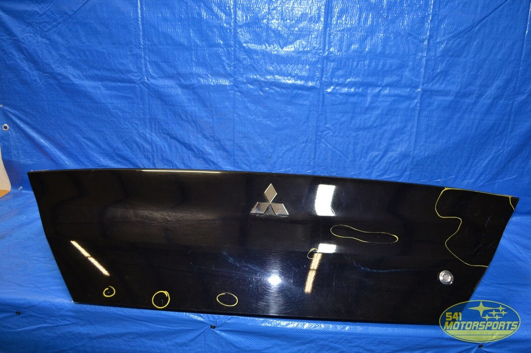 03-06 Mitsubishi Evolution Rear Deck Lid Trunk Assembly EVO 2003-2006