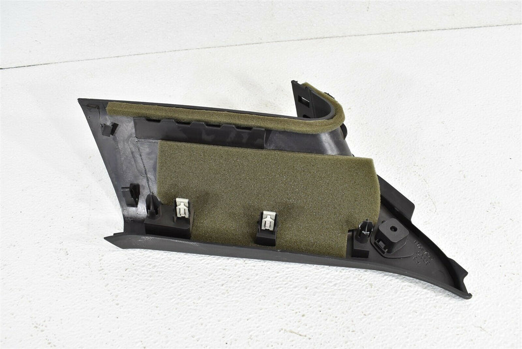 2012-2017 Ford Focus ST C Pillar Trim Cover Panel Rear Right Passenger RH 12-17