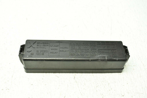 2015 Nissan GT-R Fuse Box Relay Cover Trim Panel OEM 15