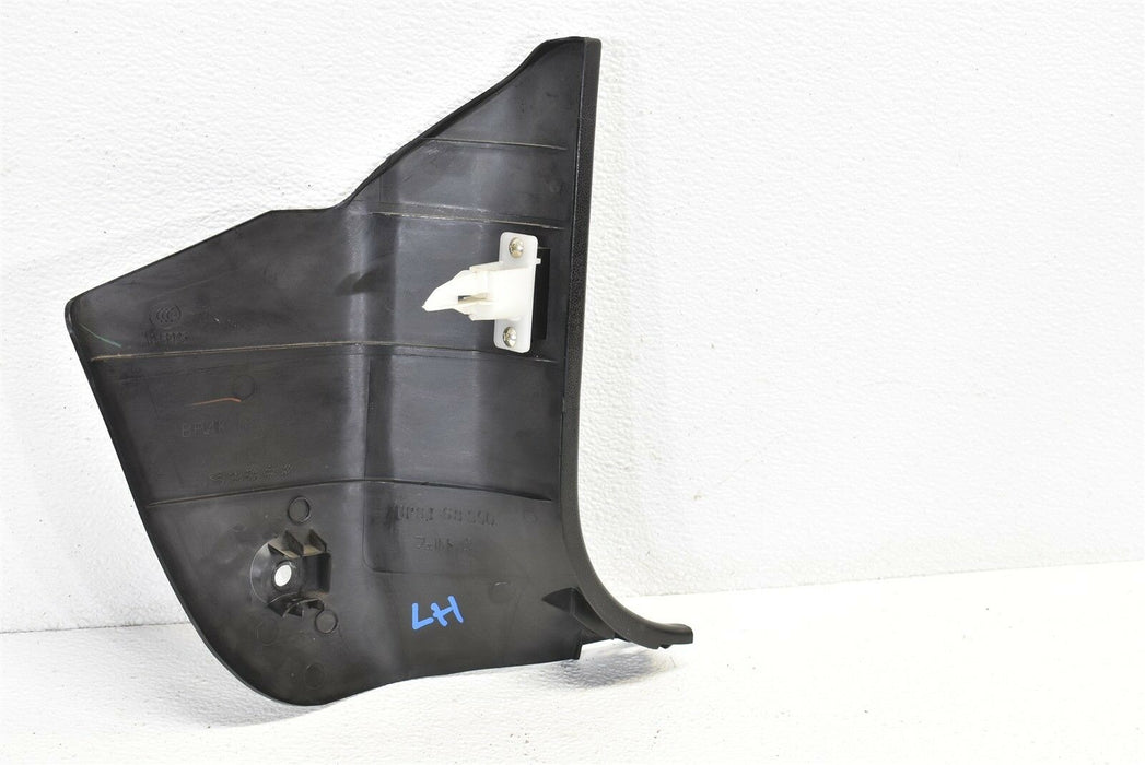2007-2009 Mazdaspeed3 Kick Panel Trim Cover Left Driver Mazda Speed3 MS3 07-09