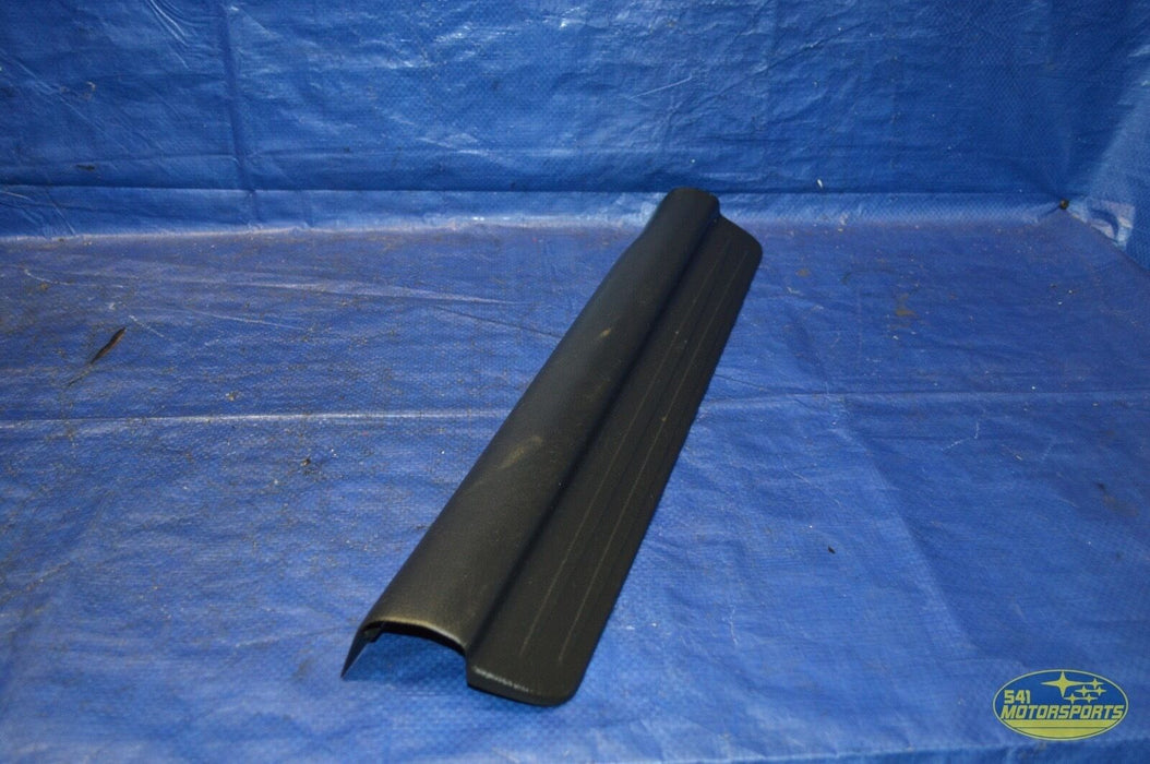 03-06 Mitsubishi Evolution Door Sill Trim Left Driver LH OEM 2003-2006