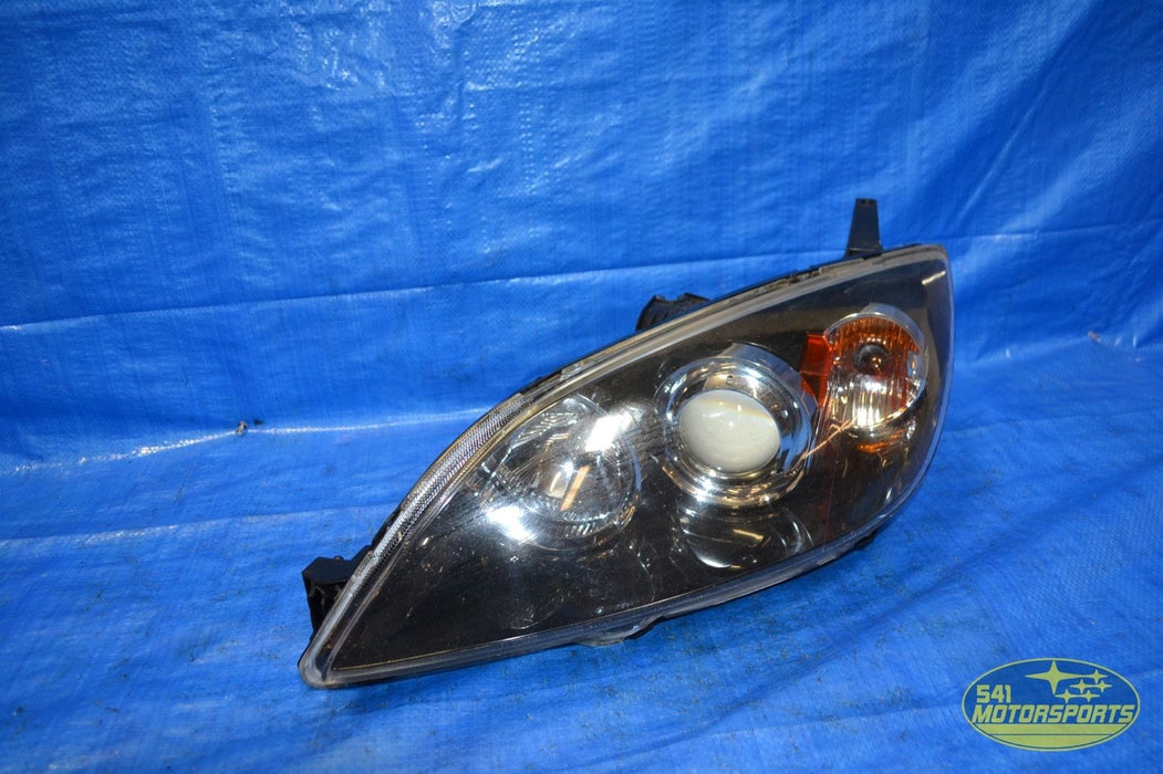 07-09 Mazdaspeed3 Xenon Hid Headlight Left Driver LH MS3 Speed 3 2007-2009