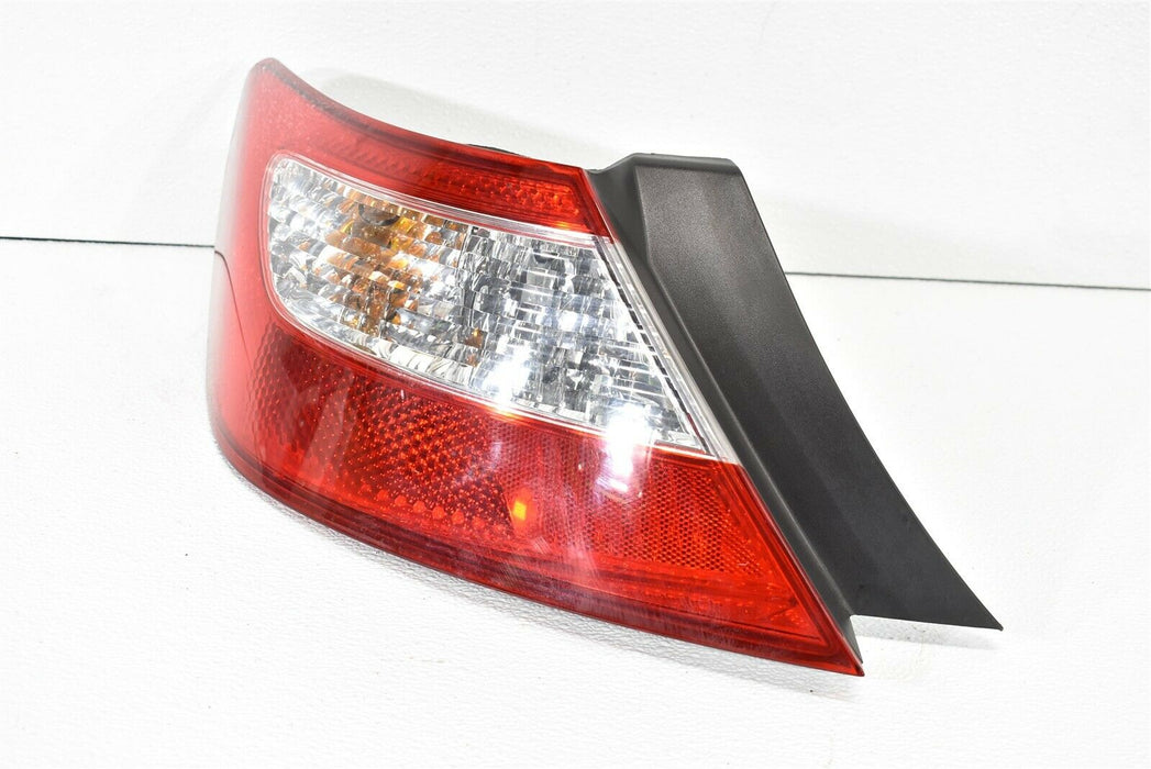 2006-2008 Honda Civic Coupe Left Tail Light Lamp LH 06-08