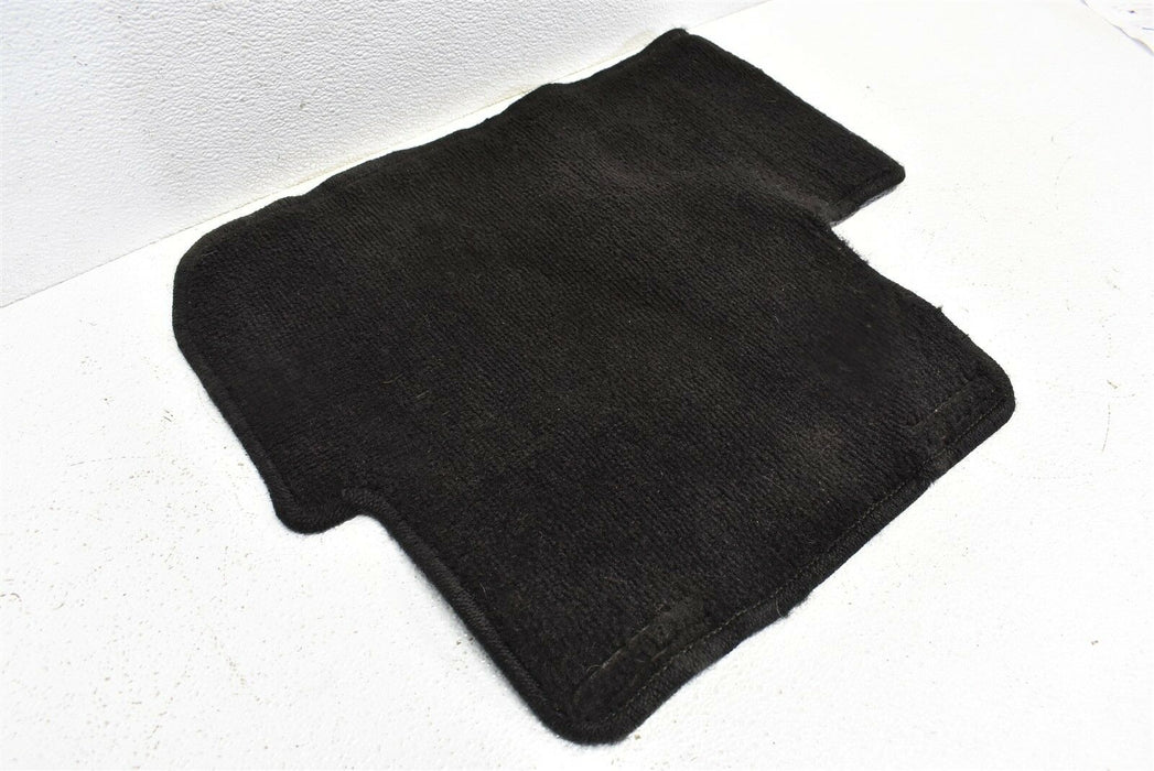 2008-2015 Mitsubishi Evolution X Floor Carpet Mat Rear Single Evo OEM 08-15
