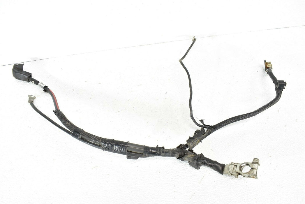 2009-2013 Subaru Forester XT Starter Harness Wiring Wires Battery Terminal 09-13