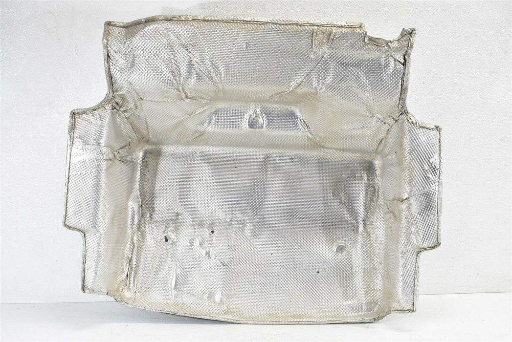 2003-2012 Maserati Quattroporte Trunk Under Heat Shield Cover Guard OEM 03-12
