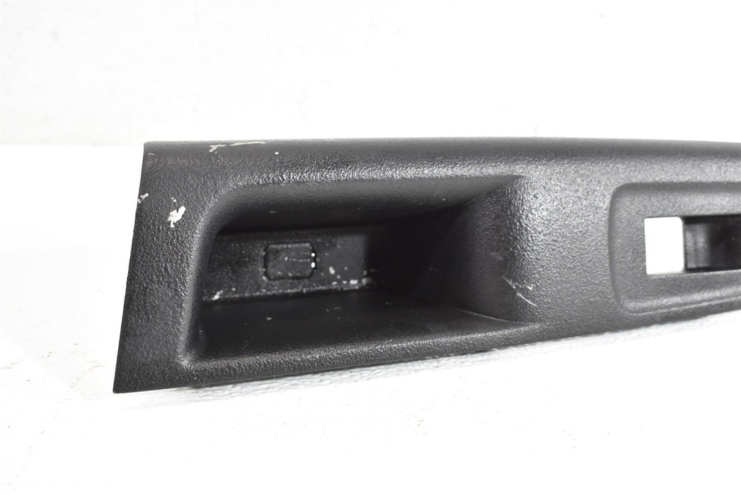2008-2014 Subaru Impreza WRX STI Window Switch Trim Rear Right Passenger 08-14