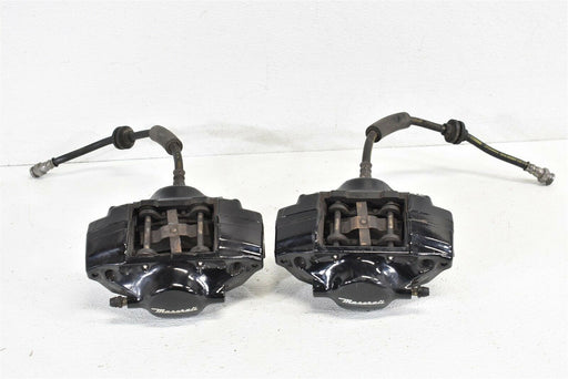 2003-2008 Maserati Quattroporte Rear Brake Caliper Set Calipers 03-08