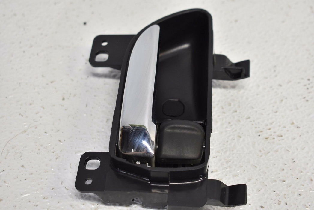 08-18 Subaru WRX STI Door Handle Front Rear Right Passenger Interior 2008-2018