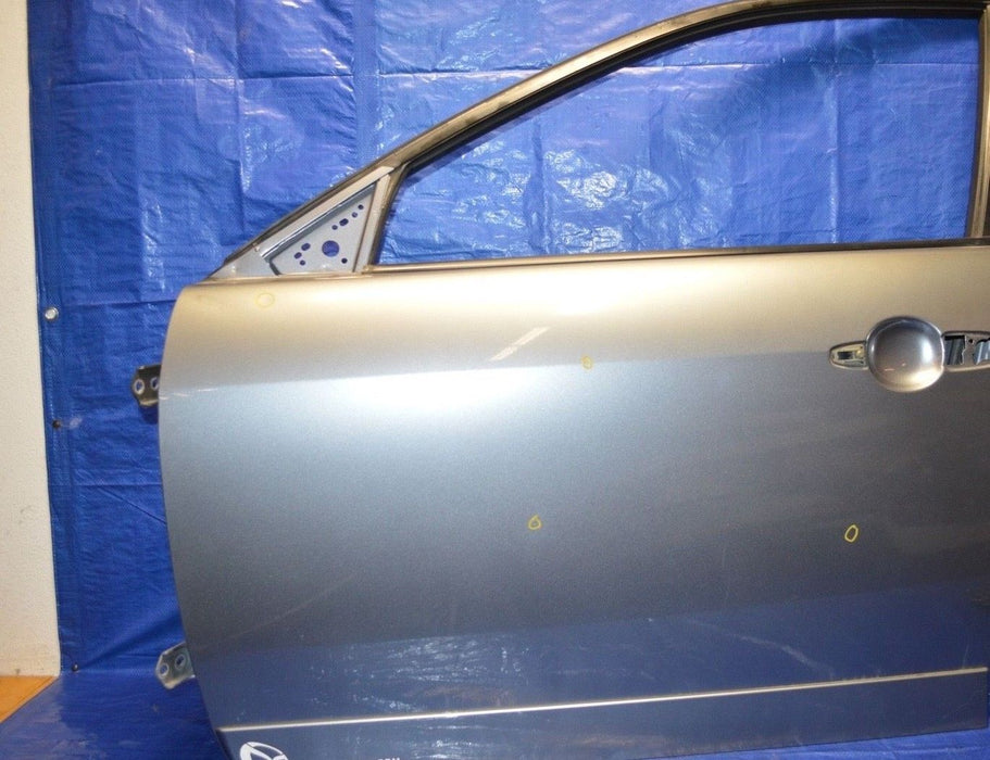 06 07 Mazdaspeed6 Front Left Door Assembly 2006 2007