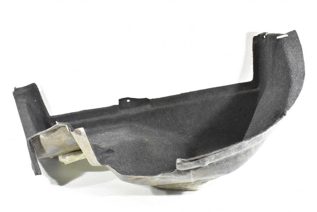 2006-2011 Honda Civic Si Coupe Trunk Carpet Liner Rear Left Driver LH OEM 06-11